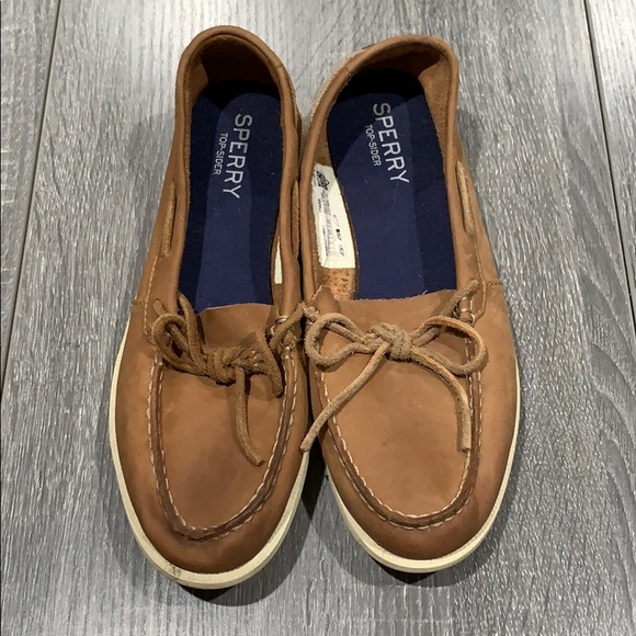 Sperry Oasis Canal Boat Shoe Sts82435